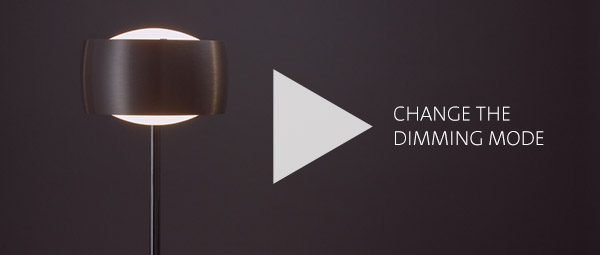 Change the dimming mode